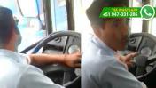 Corredor: bus de nueva flota se averió y no devolvieron pasajes