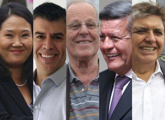 Datum: ¿En qué regiones tienen más apoyo los candidatos?