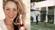Instagram: Mira cómo Shakira y su familia disfrutan del tenis