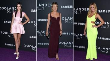 """""""Zoolander 2"""": mira el look de las estrellas en avant premiere"""