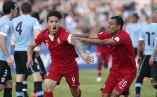 Uruguay vs. Perú: día y hora del partido por Eliminatorias
