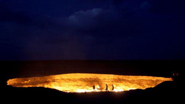 Hay dudas de que el cráter alguna vez se vaya a apagar. (Foto: Alamy)