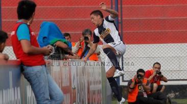 Alianza Lima consiguió su segundo triunfo en Apertura [FOTOS]