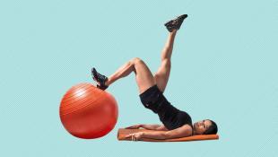 Cómo conseguir una figura 'fit', según la diosa del ejercicio