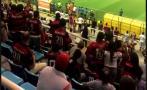 Paolo Guerrero: así reaccionaron hinchas de Flamengo por su gol