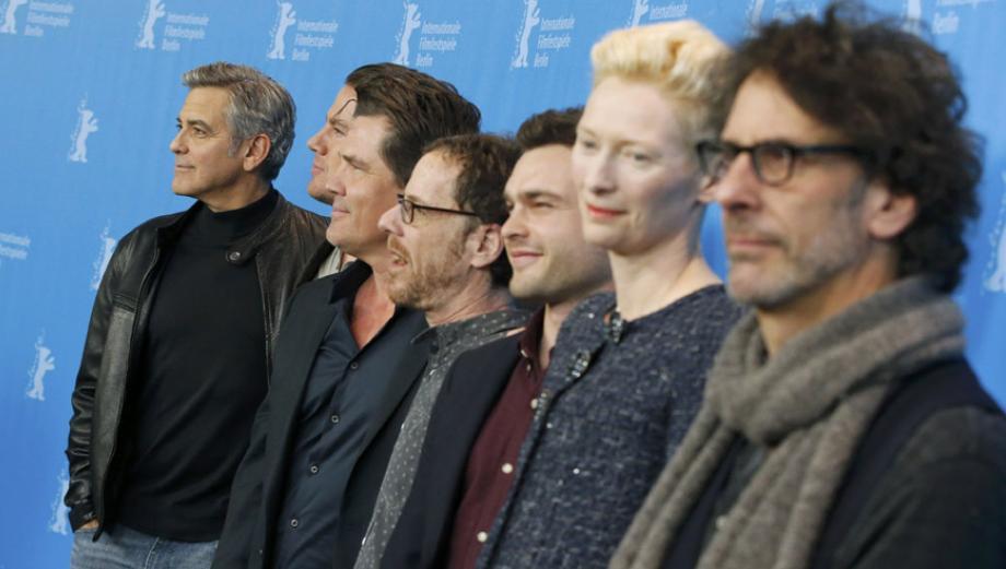 Berlinale: el desfile de estrellas comenzó con los Coen
