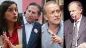 Verónika Mendoza pasa a Alejandro Toledo y Nano lo empata