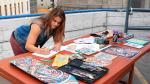 """""""El arte es un sueño y yo amo soñar pintando"""" [VIDEO] - Noticias de la fania"""