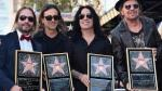 Maná recibió estrella en Paseo de la Fama de Hollywood [FOTOS] - Noticias de juan carlos ferrando
