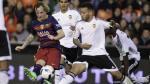 Barcelona finalista de la Copa del Rey: eliminó al Valencia - Noticias de alvaro negredo