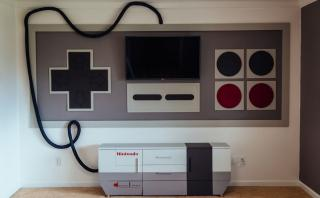 ¿Fanático de Nintendo? Entonces amarás esta consola gigante