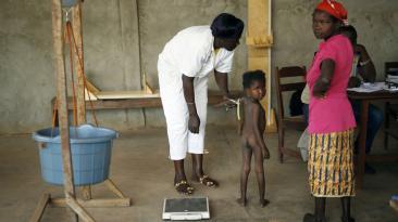 República Centroafricana, donde medio país enfrenta la hambruna