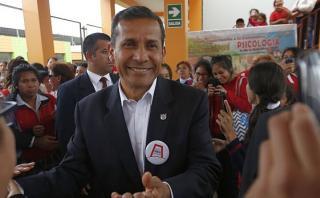 JNE: Hubo violación al debido proceso en denuncia contra Humala