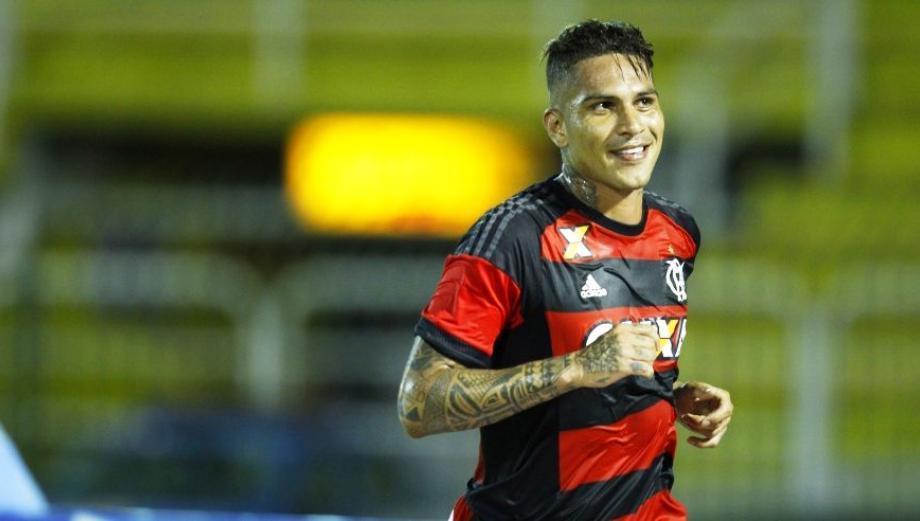 Paolo Guerrero: Flamengo publicó el CUADROxCUADRO de su golazo