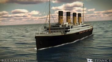 Conoce cómo será la réplica del Titanic