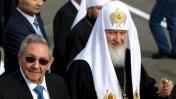 Cuba: Patriarca ruso llega para inédito encuentro con el Papa