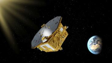 Europa buscará detectar ondas gravitaciones en el espacio