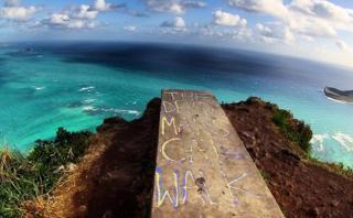 Pronto desaparecerá esta espectacular vista en Hawái
