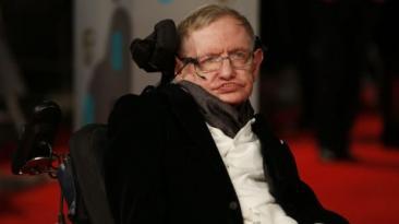 Hawking destacó la importancia de las ondas gravitacionales