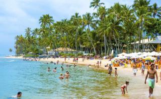 El nordeste de Brasil: una costa con playas para soñar