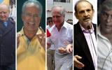 Cinco candidatos presidenciales expusieron propuestas en debate