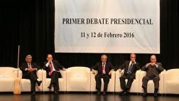 Debate: ausencia de candidatos es vista como desaire al país