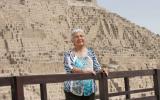 Isabel Flores, la dama de la huaca Pucllana