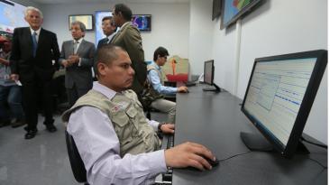 Nuevo centro del IGP reportará sismos en menos de tres minutos