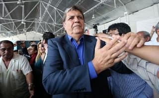 """García: """"Alianza Popular respeta a alumnos de la César Vallejo"""""""