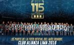 Alianza Lima ofrece a hinchas ser parte de la foto oficial