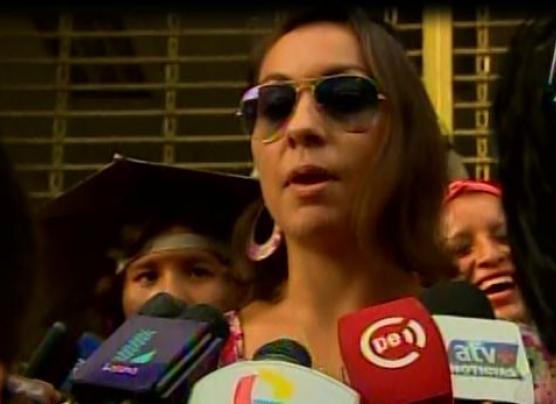 Secuestro San Borja: suspenden audiencia por falta de traductor