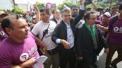 JNE pide no especular sobre caso del partido de Julio Guzmán