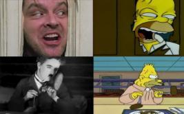 """Los 31 homenajes más célebres de """"Los Simpson"""" al cine"""