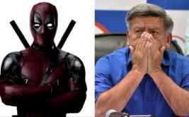 """""""Deadpool"""" se unió a críticas contra César Acuña y lo parodia"""