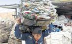 Solo 4% de 8.5 toneladas diarias de basura se recicla en Lima