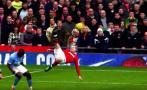 Increíble gol acrobático de Wayne Rooney cumplió cinco años