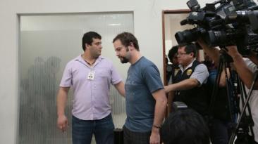 Secuestro de niña: retomaron audiencia contra el padre [FOTOS]