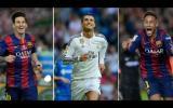 Liga BBVA: así va la tabla de goleadores del torneo español