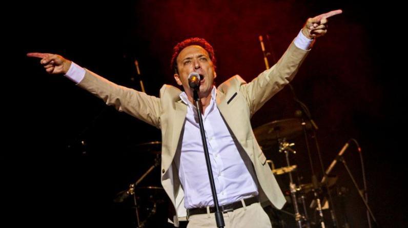 Carlos Galdós adelantó las celebraciones por el Día de San Valentín. (Foto: difusión)