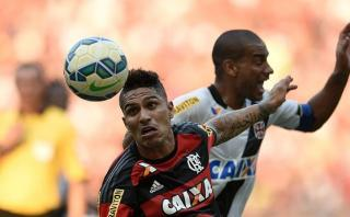 Flamengo perdió 1-0  ante Vasco da Gama por el Torneo Carioca