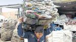 Solo 4% de 8.468 toneladas diarias de basura se recicla en Lima - Noticias de jardin vivero