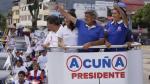 César Acuña: En Lima me hacen bullying porque no hablo bien - Noticias de la libertad
