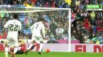 Cristiano la paró de pecho, se sacó a rival y fusiló al portero - Noticias de madrid
