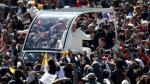 Papa apunta al narcotráfico en primer mensaje en México [VIDEO] - Noticias de mujer golpeada