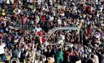 Francisco en México: Un millón de personas vio al Papa
