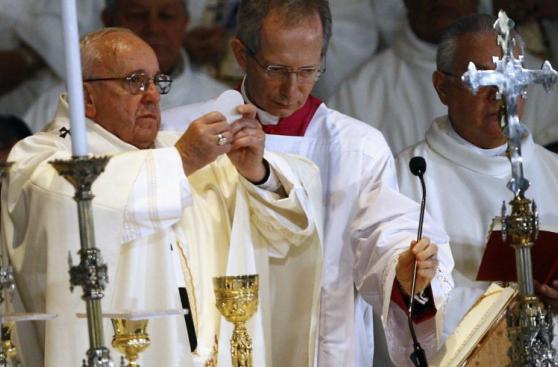 Papa en México: El resumen gráfico de la primera jornada
