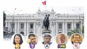 Partidos que lideran sondeos postulan a 56 sentenciados