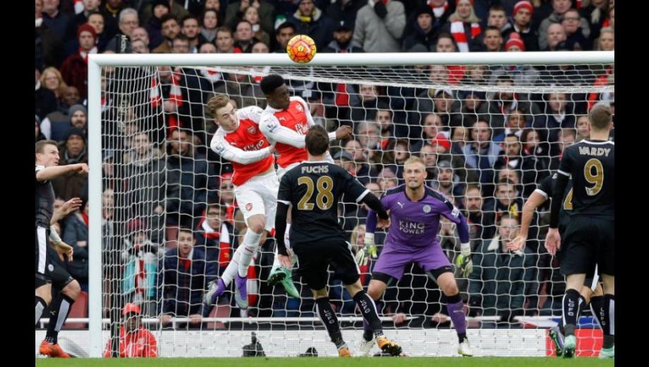 CUADROxCUADRO: El agónico gol del Arsenal para ganar a Leicester