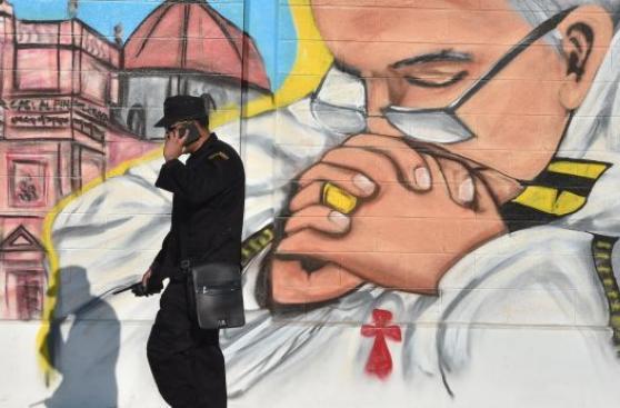 El papa Francisco oficia una masiva misa en Ecatepec [EN VIVO]