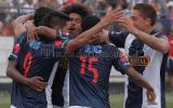 Alianza Lima goleó 3-0 a Unión Comercio y lidera el Apertura